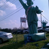Photo Taken At Tri State Nissan By Liberty T. On 3/17/2012 ...