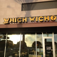 Photo taken at Which Wich? Superior Sandwiches by MS. Phylicia J. on 7/22/2012