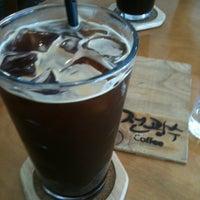 Photo taken at 전광수 Coffee House by Antonio J. on 5/2/2012