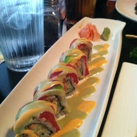 Photo taken at UMI Japanese Steakhouse by Kala D. on 4/19/2012