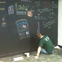 Photo taken at NWMSU Student Publications by Lori Jo F. on 10/12/2011