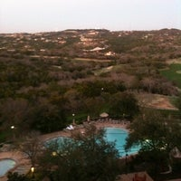 Photo taken at Barton Creek Resort & Spa by Jenny R. on 2/26/2011