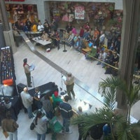Photo taken at Voorhees Town Center by Timothy M. on 3/11/2012