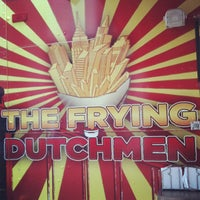 Photo taken at The Frying Dutchmen by Gabe B. on 11/29/2011