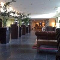 Photo taken at Radisson Blu Hotel & Spa, Cork by Alun R. on 8/7/2011