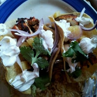 Photo taken at On The Border Mexican Grill & Cantina by Rebecca R. on 1/12/2012