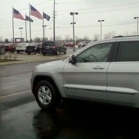 Photo taken at Parkway Chrysler Dodge Jeep Ram by Joshua G. on 2/14/2012