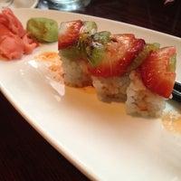 Photo taken at Bayridge Sushi by Sleeza on 7/1/2012