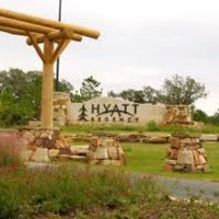 Photo taken at Hyatt Regency Lost Pines Resort & Spa by Natalie H. on 6/10/2012