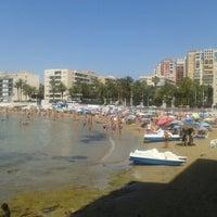Photo taken at Playa El Salaret / Los Locos by Richard G. on 7/29/2012