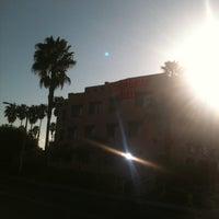 Photo taken at Palomar Inn by Aubrey M. on 3/13/2012