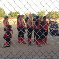 Photo taken at Freedom Park - DF Softball by shad s. on 5/30/2012