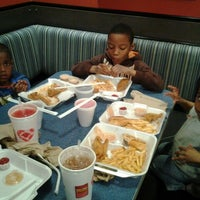 Photo taken at Raising Cane's by Tiffany M. on 2/1/2012