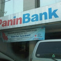 Photo taken at Panin Bank by tommy c. on 10/18/2011