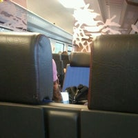 Photo taken at Trein Assen - Groningen by Gijs K. on 10/5/2011