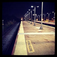 Photo taken at LIRR - Hicksville Station by Christian T. on 11/7/2011