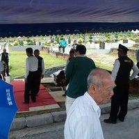 Photo taken at Nirvana Memorial Park Kuching by Dean L. on 6/11/2012