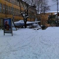 Photo prise au İstanbul Teknik Üniversitesi par Okan O. le2/1/2012