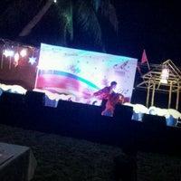 Photo taken at Samui Paradise Chaweng Beach Resort and Spa by Wibul S. on 12/31/2011