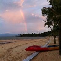 Photo taken at The Blue Sky Resort Koh Payam by ΩΣŬΠĢ on 10/30/2011