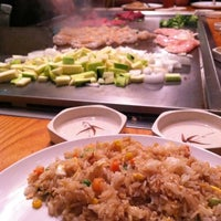Photo taken at Kenji Hibachi & Sushi Bar by Iam M. on 7/24/2011