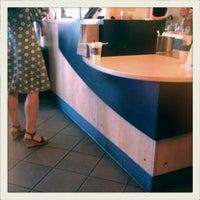 Photo taken at Starbucks by Jen R. on 10/9/2011