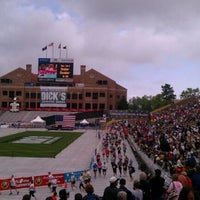 Photo taken at Folsom Field by JaimeT on 5/30/2011
