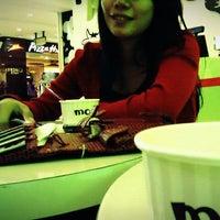 Photo taken at Moochie by Mhala B. on 10/25/2011