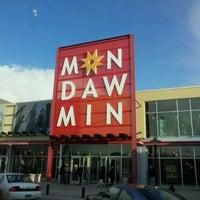 Photo taken at Mondawmin Mall by Jason H. on 1/3/2012