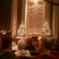 Photo taken at Cathedral of Hope by Tony C. on 12/25/2011