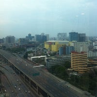 Photo taken at Total E&P Thailand, Suntowers Building by Nipatsin Y. on 1/30/2012