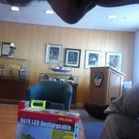 Photo taken at FDNY Headquarters by Christopher O. on 3/22/2012