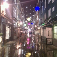 Photo taken at St Christopher's Place by Jay P. on 12/11/2011
