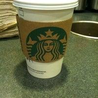 Photo taken at Starbucks by Bethany B. on 5/6/2012
