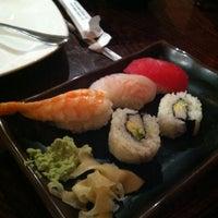 Photo taken at Miyabi Japanese Steak House by Carol V. on 5/6/2012
