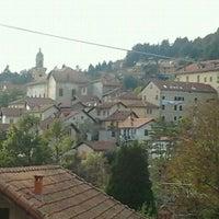 Photo taken at Savignone by Chiara A. on 9/19/2011