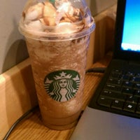 Photo taken at Starbucks by Teresa R. on 10/13/2011