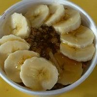 Photo taken at Lanikai Juice by Chit Seng T. on 3/22/2012