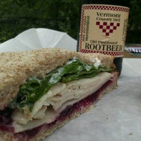 Photo taken at The Vermont Country Deli by Crystal S. on 7/18/2012