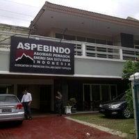 Photo taken at ASPEBINDO by Roland C. on 1/12/2012