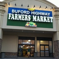 Photo taken at Buford Highway Farmers Market by Cjd A. on 7/27/2011
