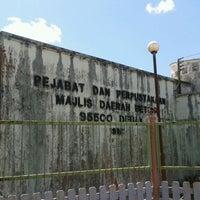 Photo taken at Majlis Daerah Betong (Betong District Council) by Nolly P. on 4/24/2012