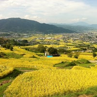 Photo taken at 田毎の月 by NISHIIRI Masaaki on 9/11/2011