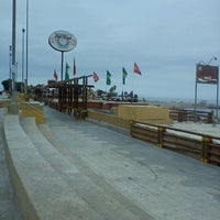 Photo taken at Tuto Beach by Makiz D. on 3/4/2012