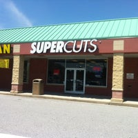 Photo taken at Supercuts by Hailie on 6/8/2012