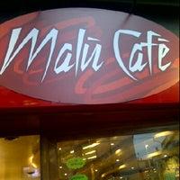 Photo taken at Malù Cafè by elettrik S. on 11/24/2011