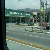 Photo taken at MIO Estacion Manzana del Saber by Angie M. on 8/26/2011