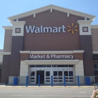 Photo taken at Walmart Supercenter by Stacey A. on 5/7/2012