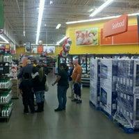 Photo taken at Walmart Supercenter by Peter K. on 11/24/2011