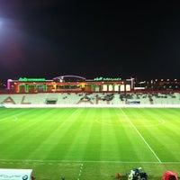 Photo taken at Al Ahli Club by ALJANAHI A. on 11/8/2011